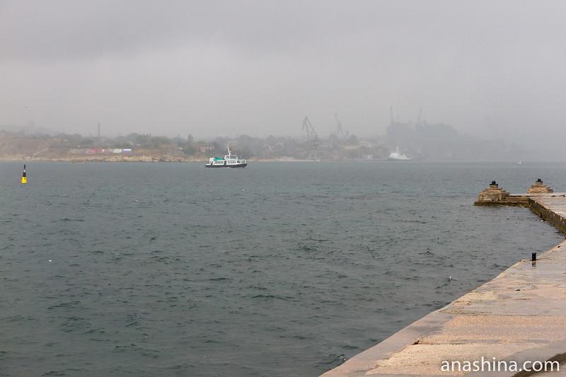 Севастопольская бухта, Севастополь, Крым