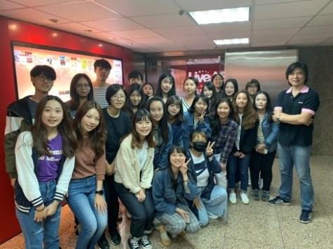 Live ABC台北總公司實地參訪 (4)