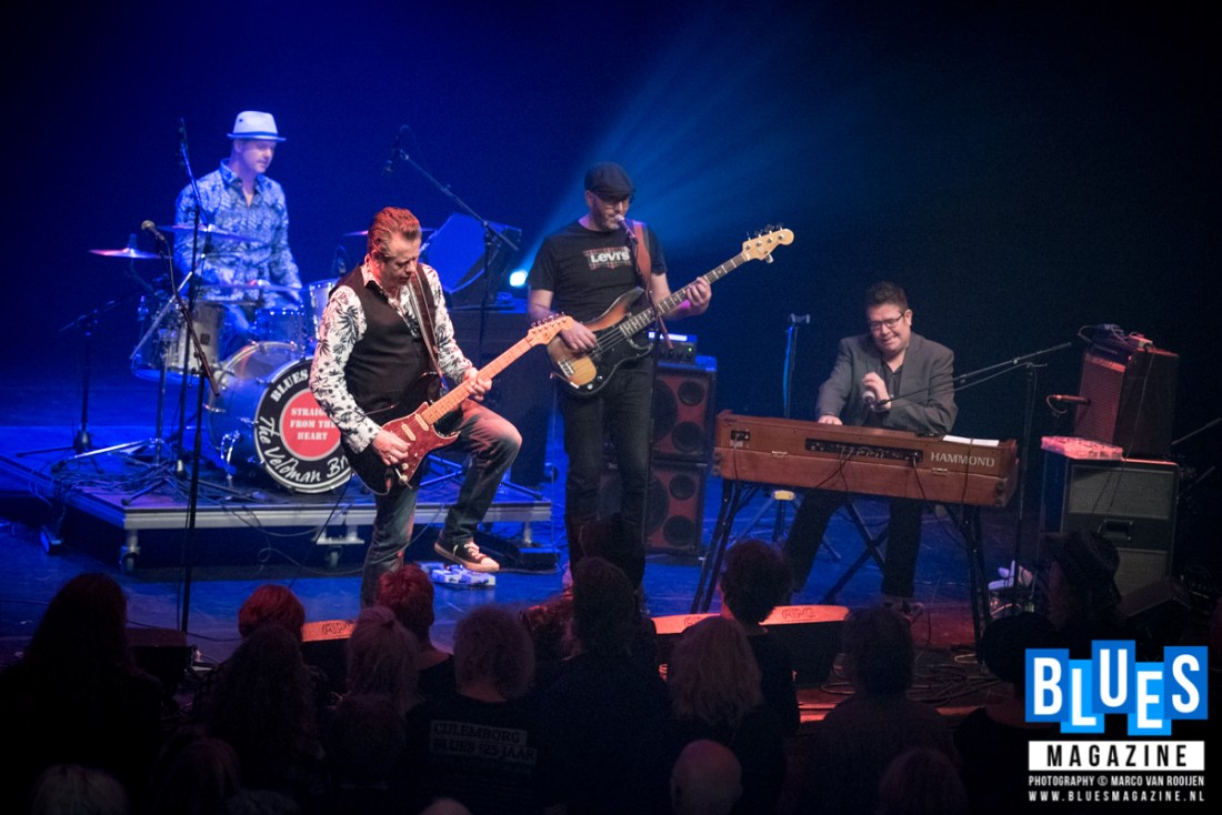 Flirting with the Blues - The Veldman Brothers