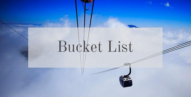 Sapa Bucket List