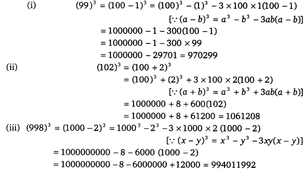 NCERT Solutions for Class 9 Maths Chapter 2 Polynomials 12