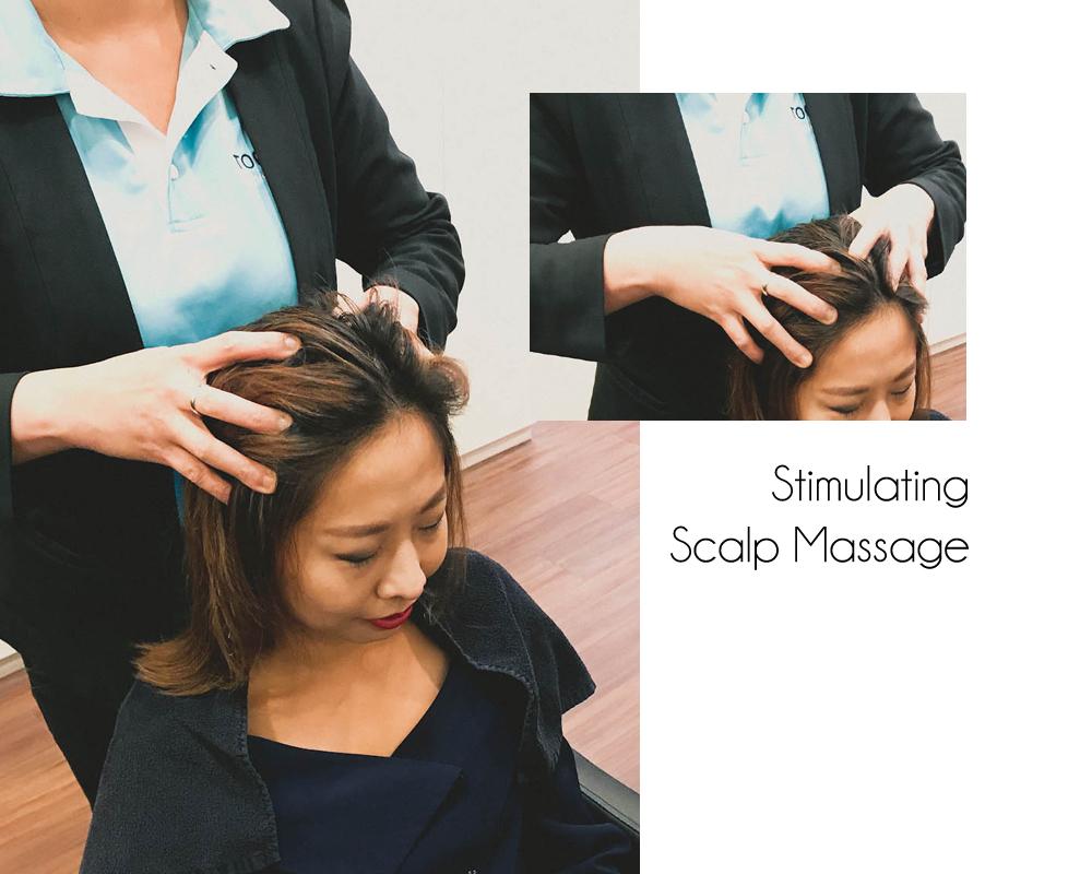 Topp Care Hair Solutions Scalp Massage