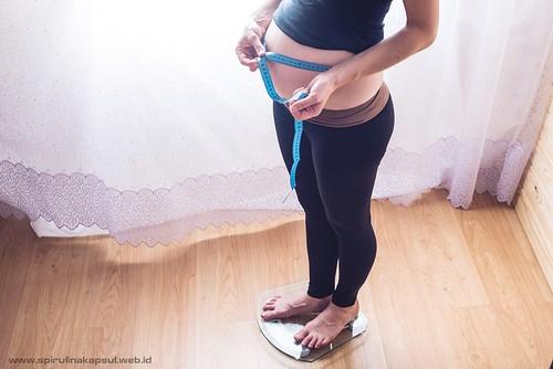 Kenaikan Berat Badan Saat Hamil