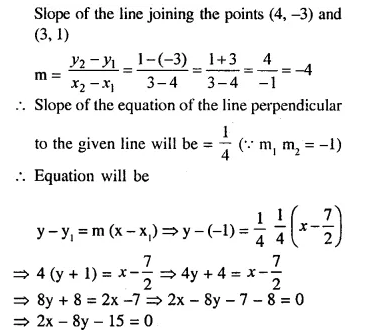 Selina Concise Mathematics Class 10 ICSE Solutions Chapterwise Revision Exercise 67