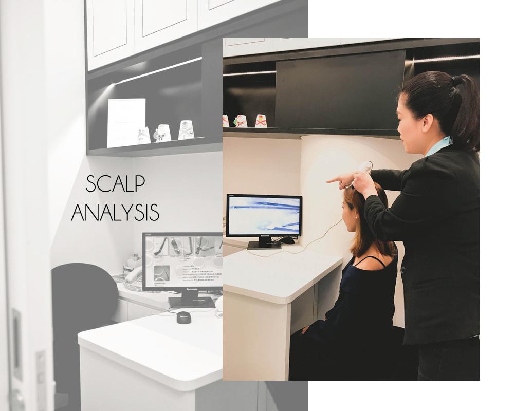 Topp Care Hair Solutions Hair Analysis