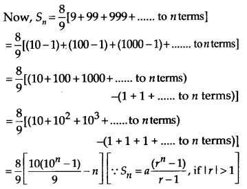 NCERT Solutions for Class 11 Maths Chapter 9 Sequences and Series 56
