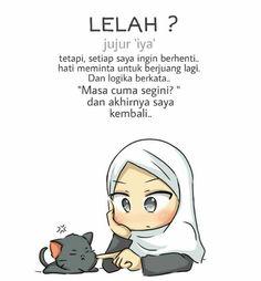Anime Hijab Dan Kata Mutiara Quotemutiara