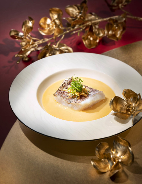 Lai Heen - CNY Promotion 2019 - Simmered Garoupa Fillet in Superior Broth