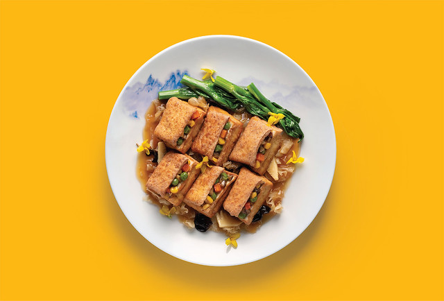 八公山豆腐