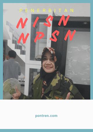 penerbitan NISN NPSN Kemenag