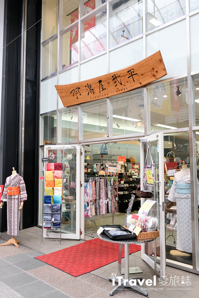 福冈商场推荐 博德川端通商店街 (10)
