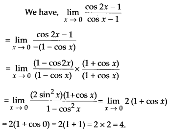 NCERT Solutions for Class 11 Maths Chapter 13 Limits and Derivatives 36