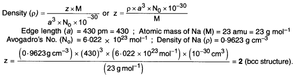 tiwari academy class 12 chemistry Chapter 1 The Solid State 28