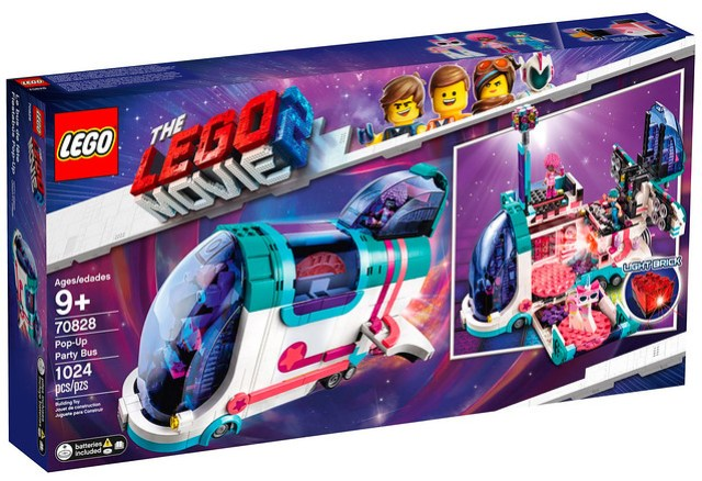 LEGO Movie 2 70828 Pop Up Party Bus 01