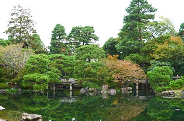 京都御所 庭園