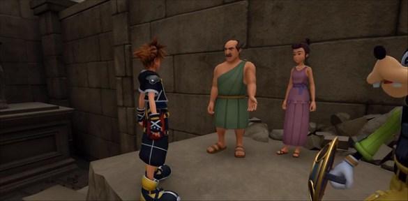 Kingdom Hearts 3 – Civilians