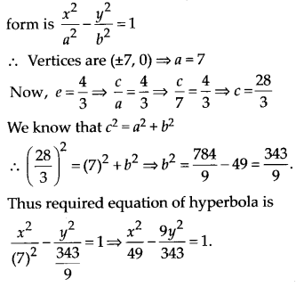 NCERT Solutions for Class 11 Maths Chapter 11 Conic Sections 51