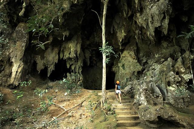 Panhulugan Cave - Sohoton Caves & Natural Bridge