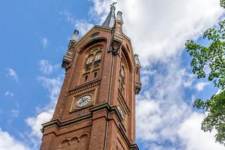 Kreuzkirche, Feldberg