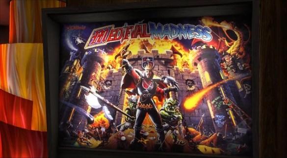Pinball FX3 - Medieval Madness Bikini Girl