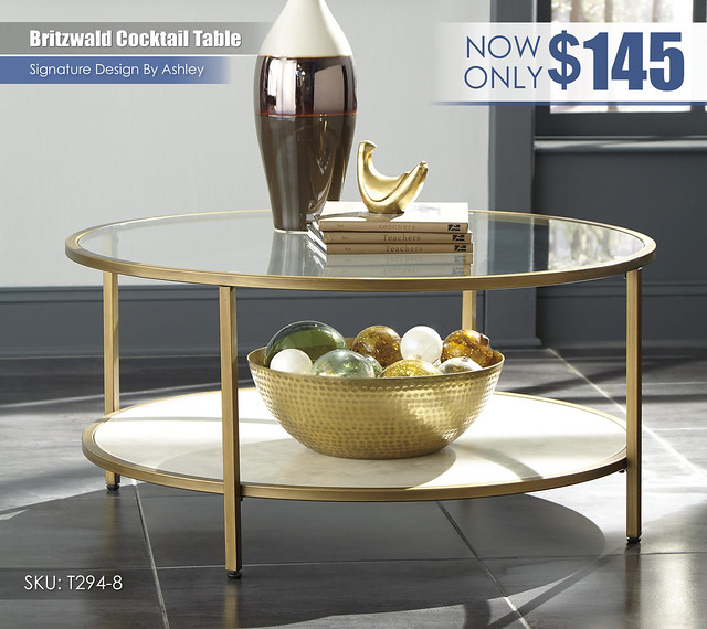 Britzwald Cocktail Table_T294-8