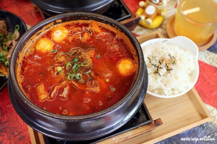 39710373753 d38ae754e0 b - 熱血採訪|台中少見韓式平價早午餐,老闆娘從韓國首爾來台,早餐就能吃到道地韓式拌飯部隊鍋