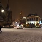 20190122 Zwolle in de sneeuw