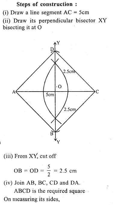 ML Aggarwal Class 9 Solutions for ICSE Maths Chapter 13 Rectilinear Figures  ex 2  17