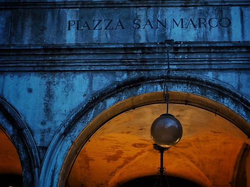 only one piazza in venice