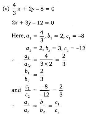 NCERT Solutions for Class 10 Maths Chapter 3 Pair of Linear Equations in Two Variables e2 3f