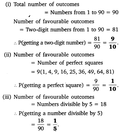 NCERT Solutions for Class 10 Maths Chapter 15 Probability 9