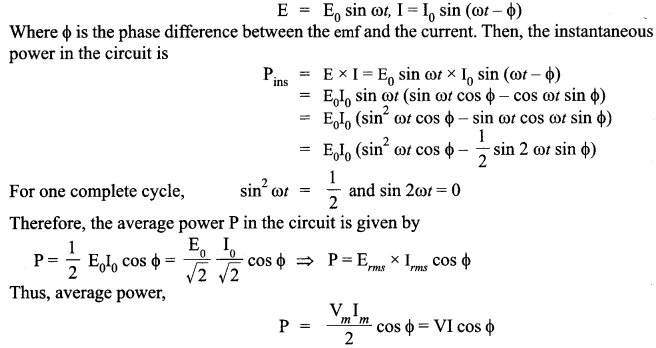 CBSE Sample Papers for Class 12 Physics Paper 2 45