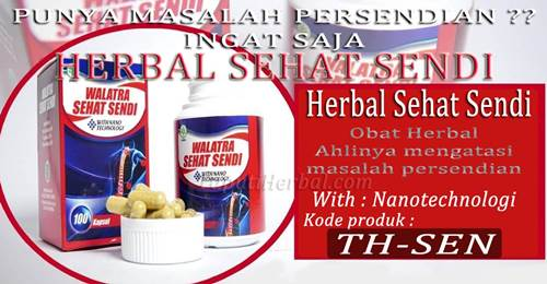 Herbal Sehat Sendi Nanotechnology