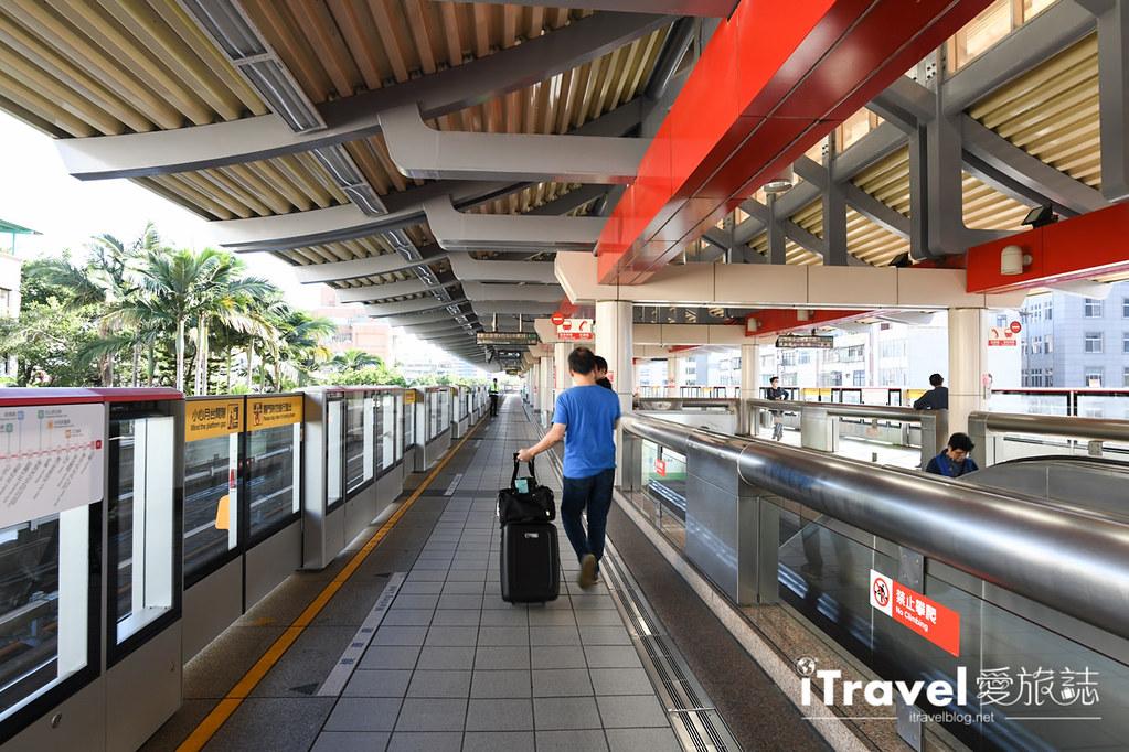 北投雅樂軒飯店 Aloft Taipei Beitou (3)