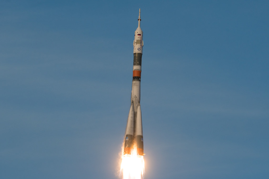 Expedition 58 Launch (NHQ201812030005)