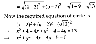 NCERT Solutions for Class 11 Maths Chapter 11 Conic Sections 5
