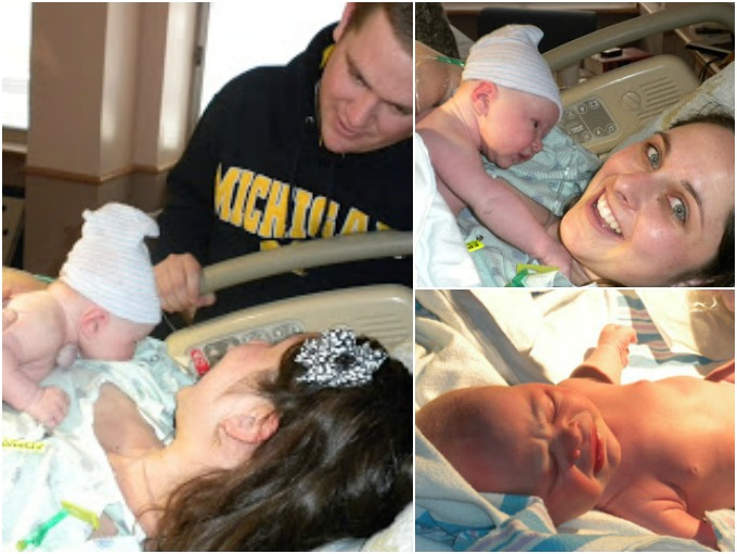 Mama Jessica Dahlquist of the Extraordinary Moms Podcast shares the hospital birth story of her first son on the Honest Birth birth story series! Jessica had weeks of false labor and contractions before going into labor on her due date. She was in labor for 25 hours before she delivered her son vaginally!