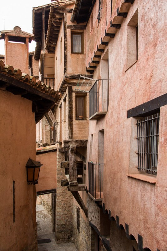 calle del Postigo Albarracin Teruel 02