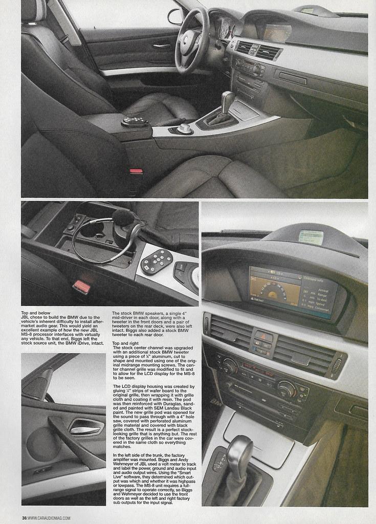 2006 Bmw 325i Interior : interior