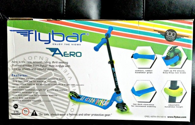 Flybar Aero Scooter Review