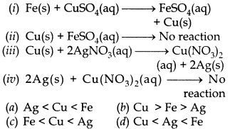 RBSE Solutions for Class 10 Science Chapter 6 Chemical Reaction and Catalyst AM13