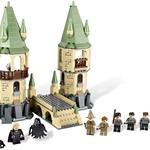 LEGO 4867 Hogwarts (2011)