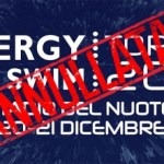 Energy for Swim 2018, Torino: evento annullato