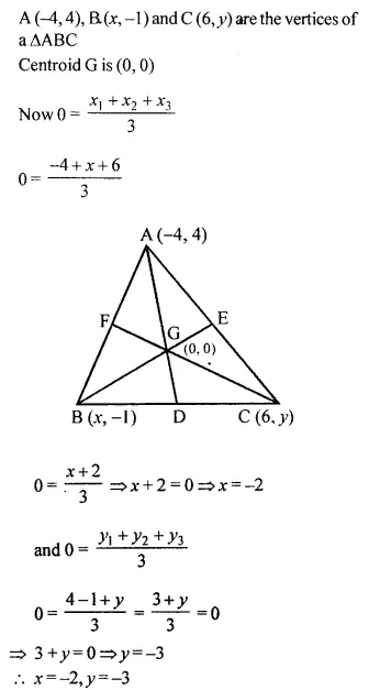 Selina Concise Mathematics Class 10 ICSE Solutions Chapterwise Revision Exercise 60