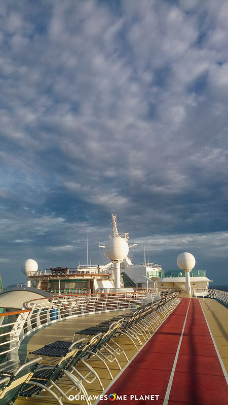 Voyager of the Seas Cruise Experience: 4-Nights Port Klang