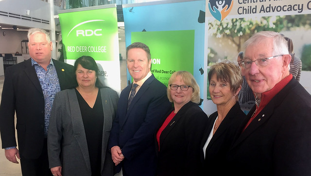 Improving supports for youth in central Alberta
