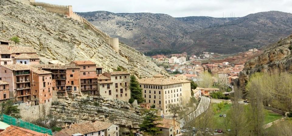 panoramica Albarracin Teruel 02