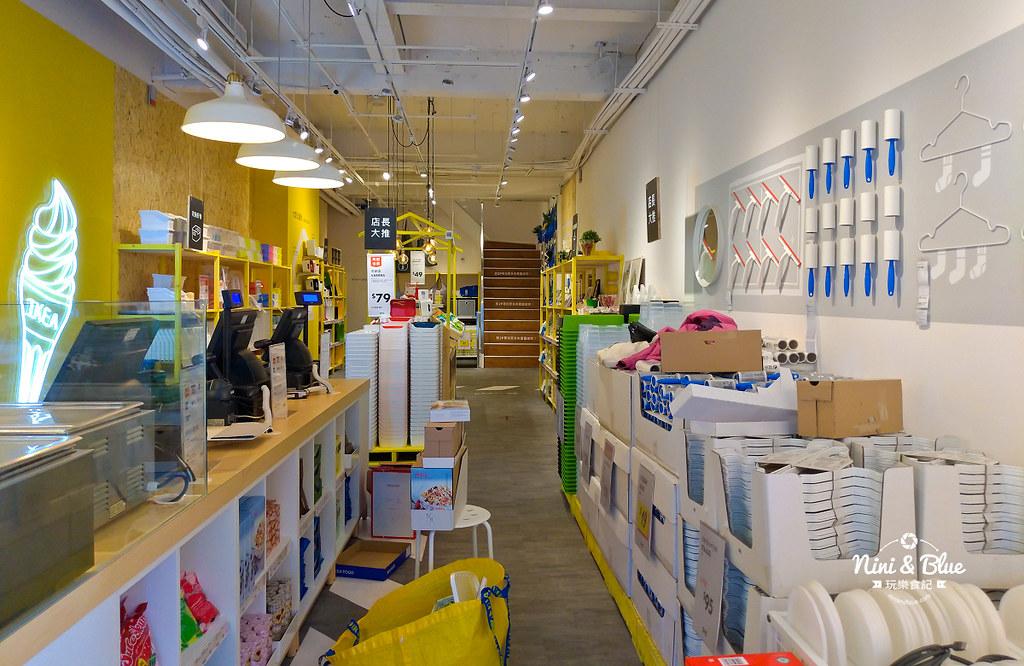 IKEA百元商店 逢甲店 | IKEA百元商店進駐臺中逢甲夜市!上千件百元商品買到失心瘋 Nini and Blue 玩樂食記