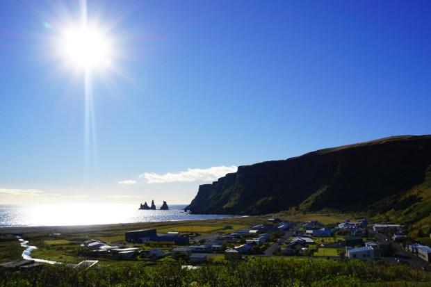 Vík í Mýrdal and Reynisdrangar, Southern Iceland