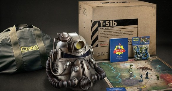 Bethesda Falsely Advertises Canvas Duffel Bag For Fallout